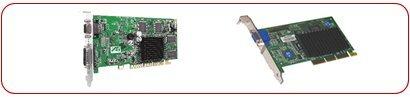 Kort Apple / Radius / ATI / nVIDA