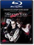 Sweeney Todd: The Demon Barber of Fleet Street (Blu-ray)