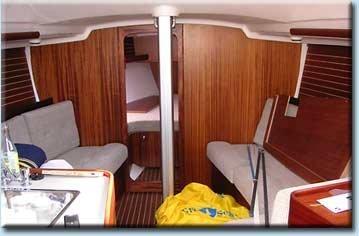 Hyra Segelbåt SWELINE 37 (MED SKEPPARE)