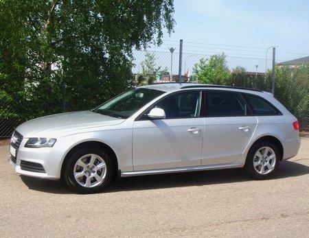 Bil uthyres Lund - Audi A4 Avant