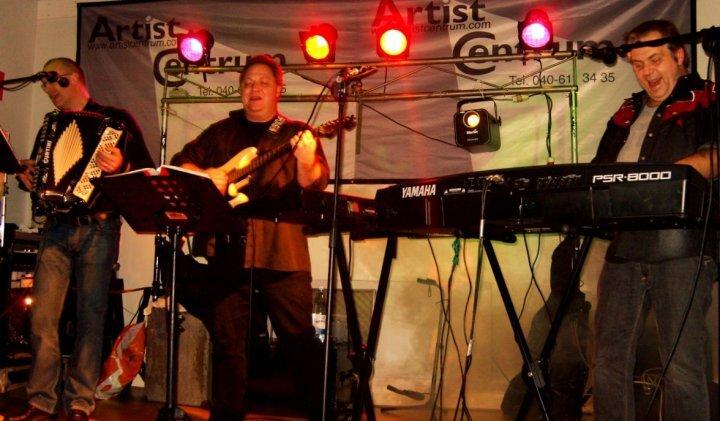 Livemusik FLASH ORKESTER