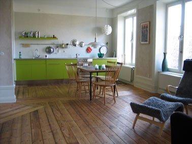 Lägenhet Södermalm - Sommaren 08