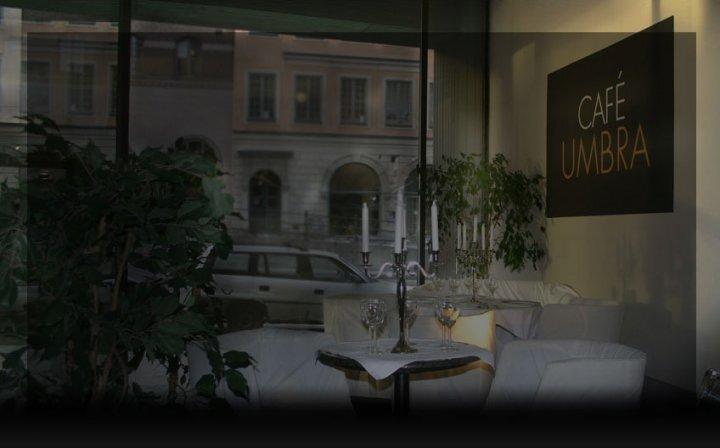 Hyr lokal - Cafe Umbra Stockholm