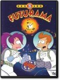 Futurama - Säsong 3, disc 1