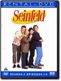 Seinfeld - Säsong 3 (1-5)