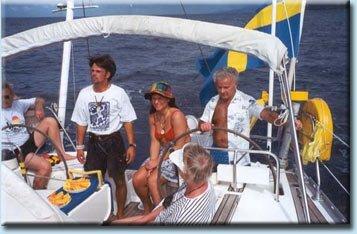Hyra Segelbåt Jeanneau Sun Oddesey 51 (MED SKEPPARE)