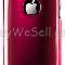 iPhone 3G 3GS Whisper Case rosa
