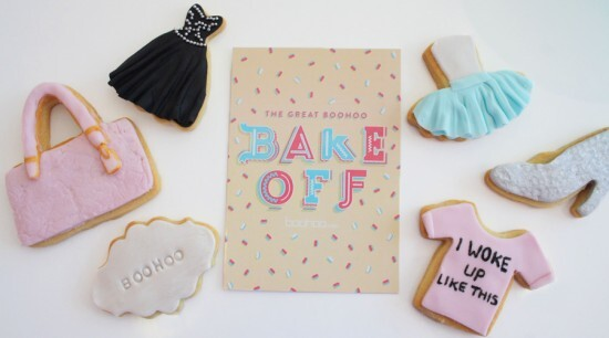The Great Boohoo Bake Off – Fashionista Cookies