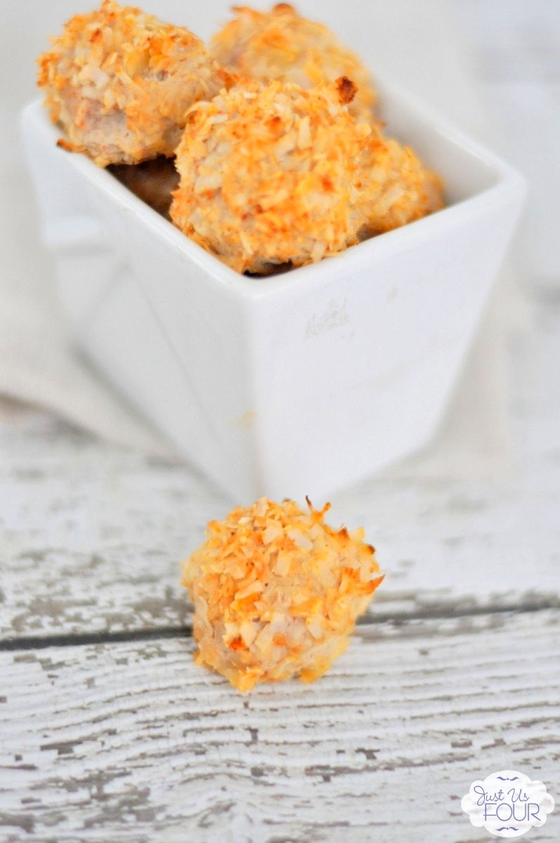 Paleo Balls of Fire