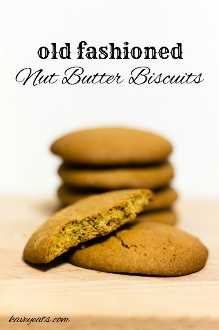 Old Fashioned Nut Butter Biscuits | Nutural World