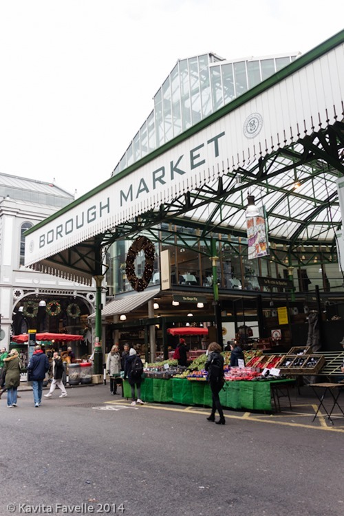 Mini City Break: Borough Market, Maltby Street, Bermondsey & Bankside