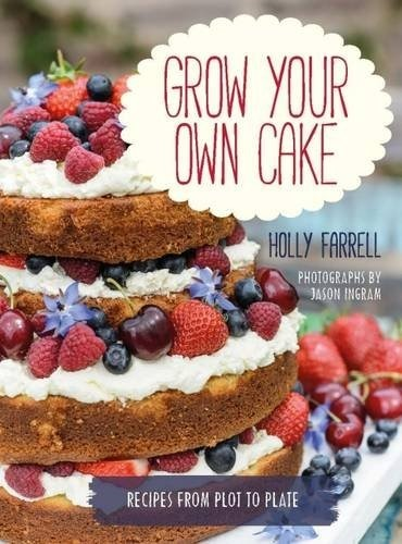Grow Your Own Cake | Book Review + Giveaway