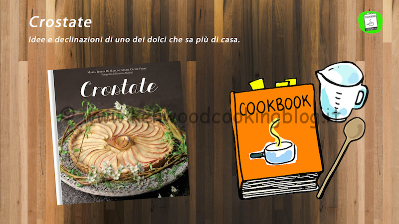 COOK BOOK Video Recensione Crostate