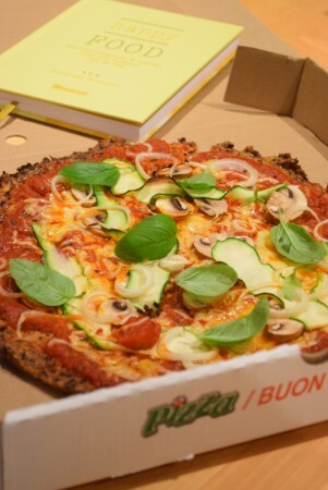 Bloemkoolpizza – Happy Food – Ellemieke Vermolen