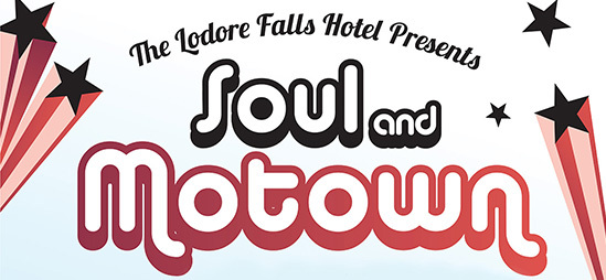 Soul & Motown Night at the Lodore Falls Hotel