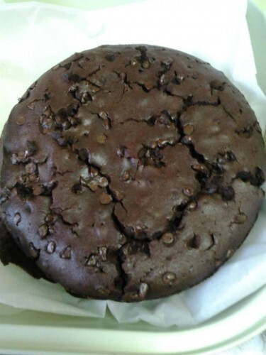 brownie de chocolate y oreo – Clara Benito