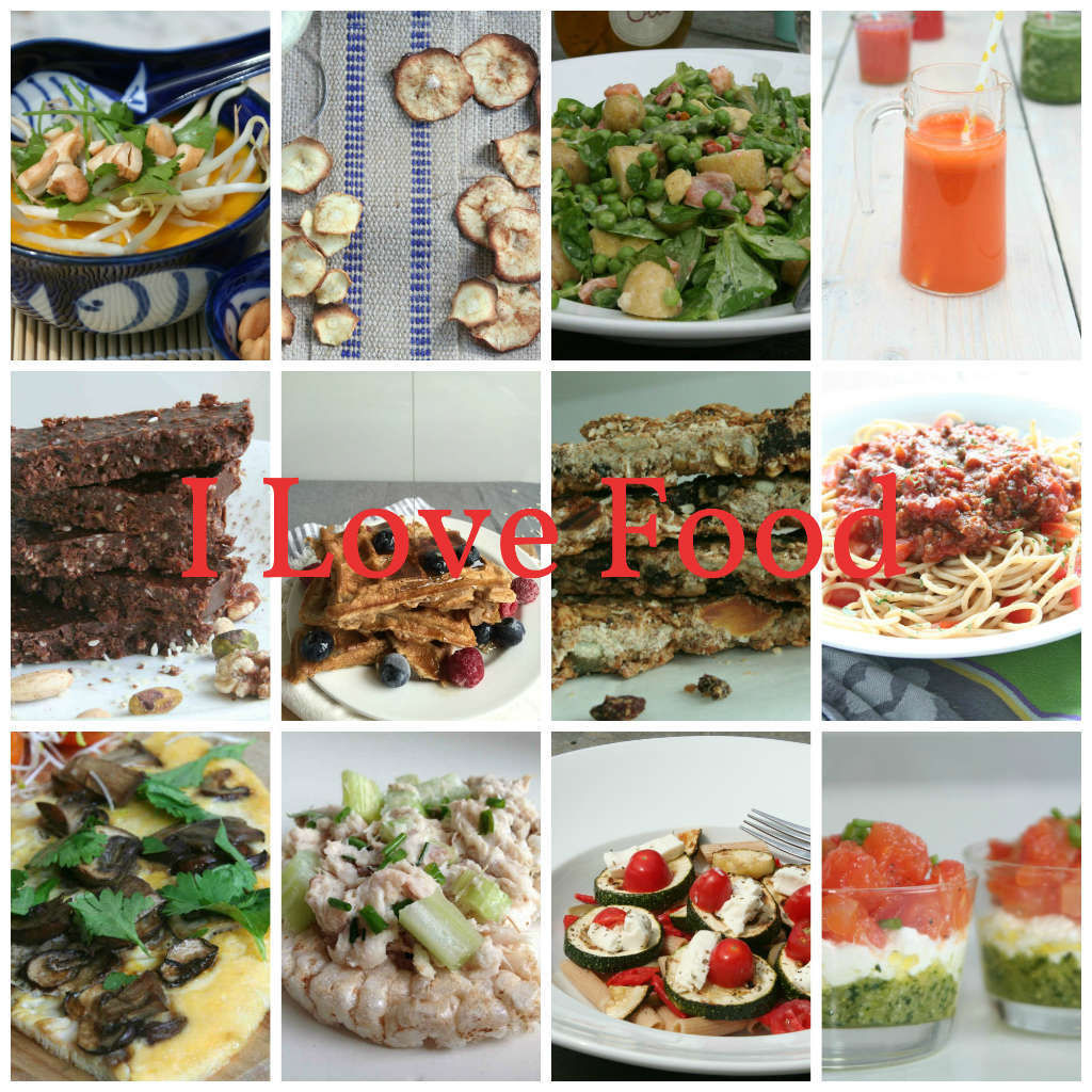 I love food tag