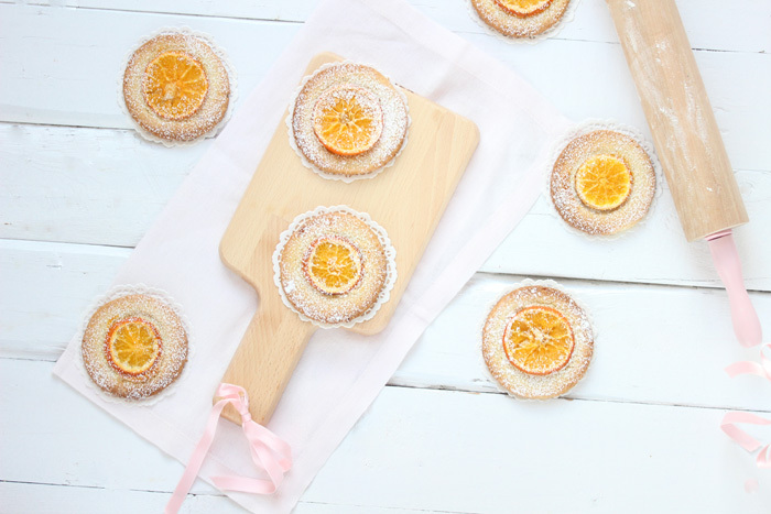 mandarinen cookies sunny side up #ginnies