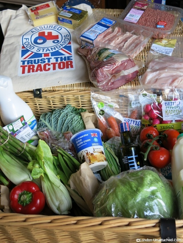May is Red Tractor Month – #RTChallenge