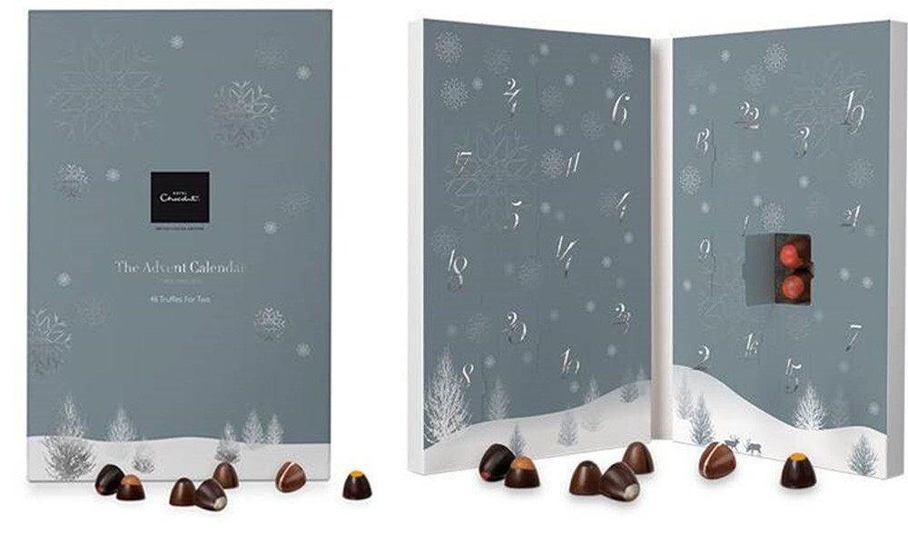 Hotel Chocolat Advent Calendar #Giveaway