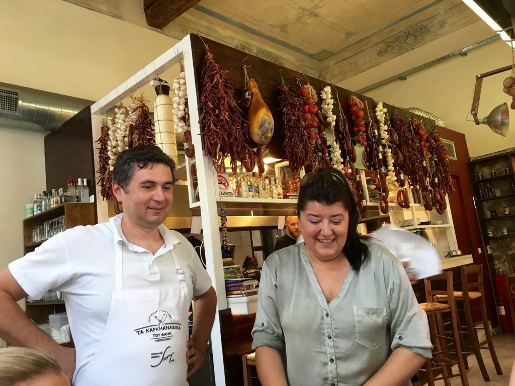 Athens Food Walking Tour