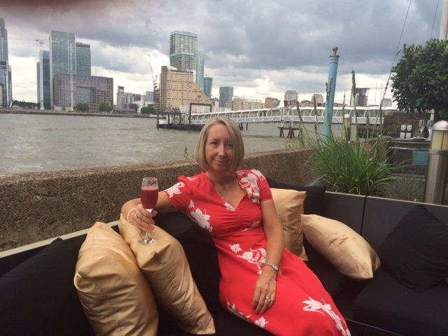 Alfresco Dining at Terrazza on the Thames