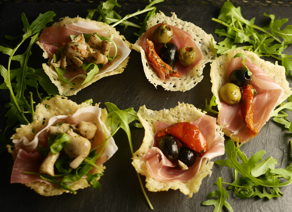 Easy Canapes for the Festive Season