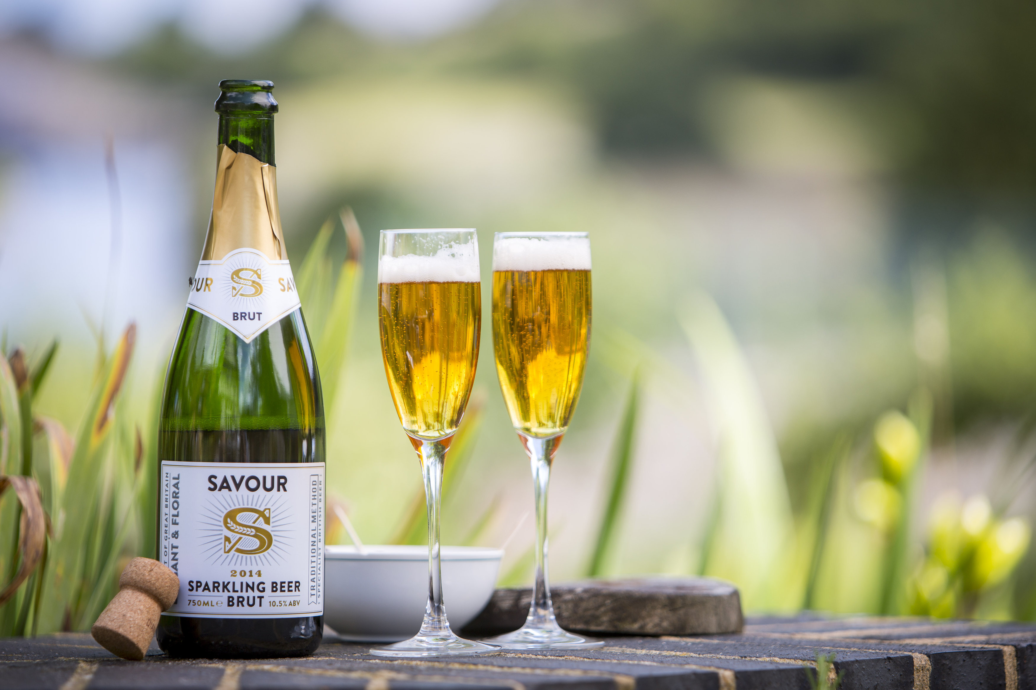 #Win Savour Sparkling Beer – for a fizzy start to 2017!