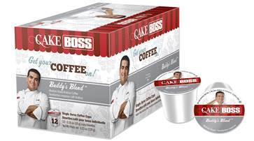 TLC Cake Boss Partners with Keurig Coffee and a Giveaway