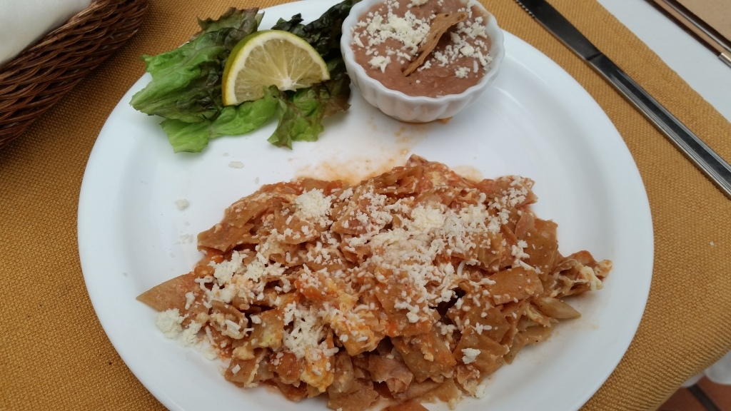 Tip para los chilaquiles, en video