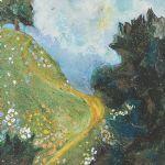 Oljemålning G Felbar, 33x26