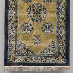 Matta Kina, silkeinslag, 92x150