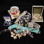 Parti smycken diverse