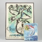 Affisch Marc Chagall (1887-1985)