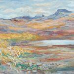 Oljemålning Han Erik Eriksson