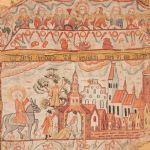 Bonad Blekinge, 1800-tal, 126x119