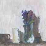 Oljemålning Gunnar Persson (1908-1975)
