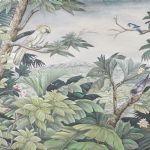 Oljemålning Yan Cuda, -88, Ubud, 79x104