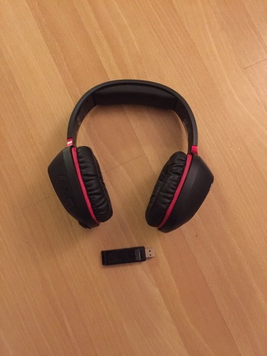 Creative Sound Blaster Tactic3D Wrath Wi