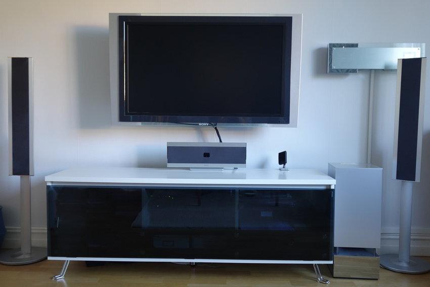 Sony hemmabio inkl. 40 tum LCD TV
