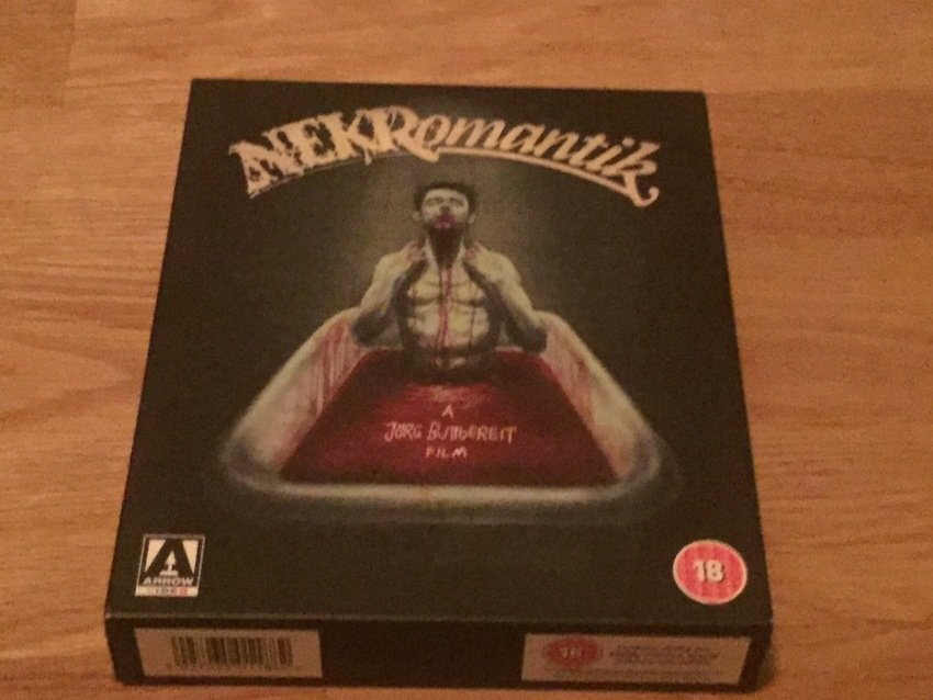 Nekromantik - Arrow Limited Edition