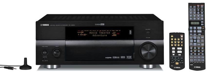 Yamaha RX-V2600 säljes i fint skick