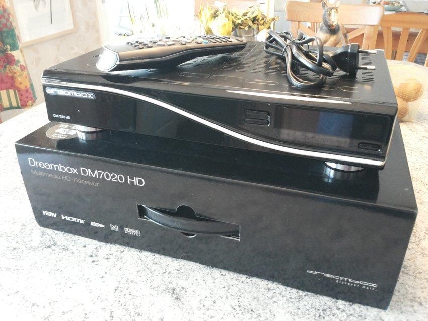 Dreambox 7020 HD V2