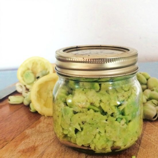 Thrifty Recipe of the Week: Broad Bean Pesto
