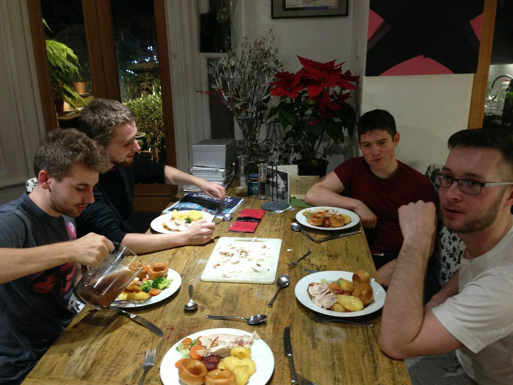 The best budget xmas dinner
