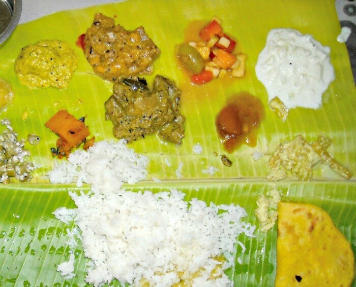 Traditional South Indian Specialities in Coimbatore