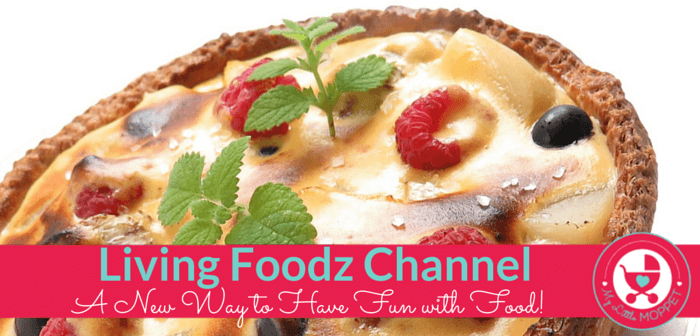 Living Foodz channel: A New Way to Have Fun with Food