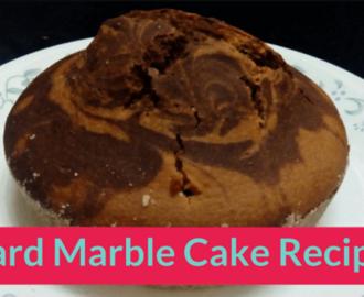 Elaichi Cake Recipe
