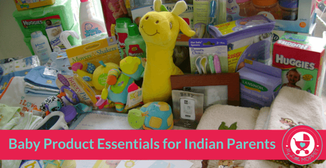 Baby Product Essentials for the Indian Parent