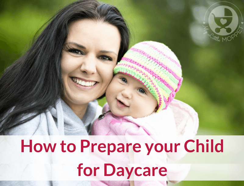 How to Prepare your Child for Daycare